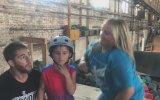 Bisikletle Takla Atan 6 Yaşındaki Çocuk