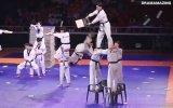 Koreli Tekvando Takımı Gösterisi