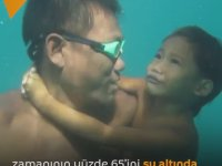 Mutasyon İle Amfibi Olan Deniz Çingeneleri