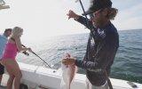 Açık Denizde Balık Avı