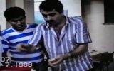 Adana'da Benzinlikte Mola Veren İbrahim Tatlıses 1989