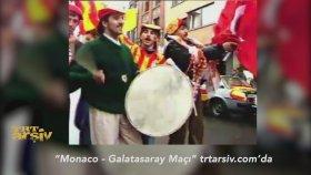 Galatasaray - Monaco Çeyrek Finali (1989)