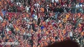 Şov Yapacağım Diye Golü Kaçıran Çılgın Galatasaray'lı