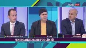 Ali Ece: Cocu'nun Yaptığı Rotasyon Değil Çorba (Dinamo Zagreb 4-1 Fenerbahçe 20 Eylül Perşembe)