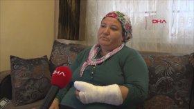Korna Sesini Duymayan İşitme Engelli Kadını Dövüp Kolunu Kıran Sürücü