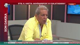 Erman Toroğlu: Akhisar Galatasaray'ı Izgara Köfte Yaptı (Akhisarspor 3-0 Galatasaray 23 Eylül Pazar)