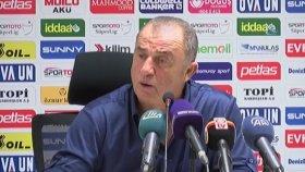Fatih Terim: Farklı Sonuçlarla Yenilmekten de Hiç Hoşlanmıyorum (Akhisarspor 3-0 Galatasaray)