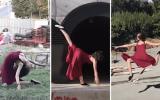 İTÜ Öğrencilerinden Danslı İnşaat Protestosu