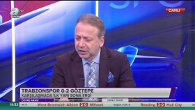 Zeki Uzundurukan: Burak Yılmaz Devri Bitsin Artık (Trabzonspor 1-2 Göztepe 22 Eylül Cumartesi)