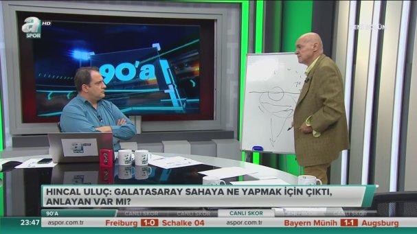 Hıncal Uluç: Muslera Galatasaray'dan Kovulmalı
