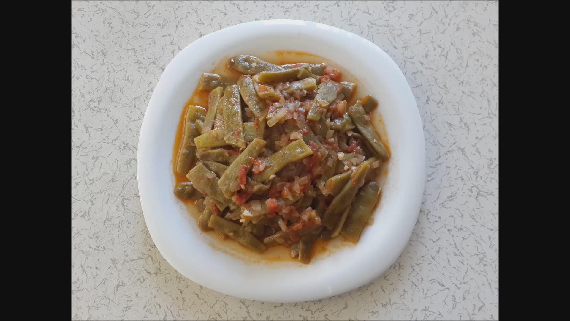 Taze Fasulye Yemeği Tarifi Videosu
