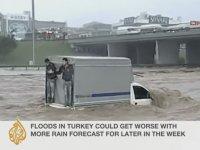 9 Eylül 2009 İstanbul Sel Felaketi (Al Jazeera Haber)