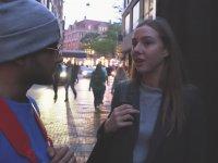 Avrupalı Kızlara Türk Erkeklerini Sormak