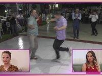 Çilli Bom Dansında Zirve Yapan Damat - Gelin Evi