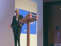 Theresa May Dansı