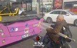 Engelli Vatandaşı Özel Halk Otobüsüne Almayan Şoför