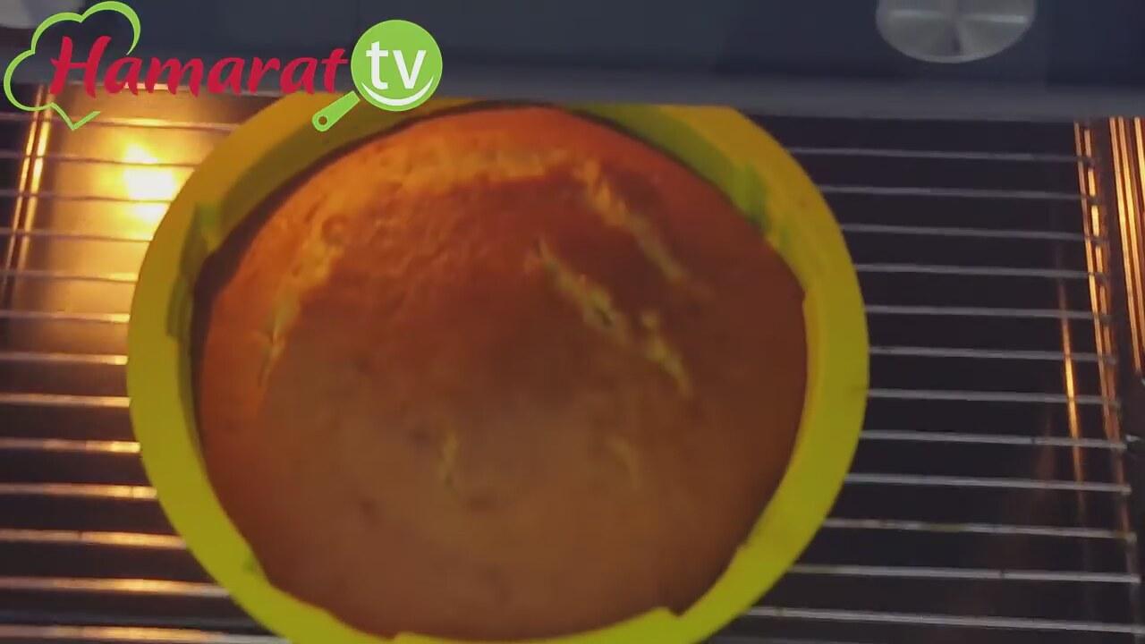 Kalıpta Sade Kek Videosu