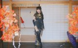 Ölümüne Dans Eden Asyalı Hatun  Gokuraku Jodo