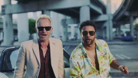 Sting - Gotta Get Back My Baby Feat. Shaggy