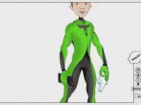 Tablet Reyiz'in Süper Kahraman Olması