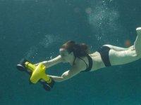 Scooter'ın Su Altı Versiyonu - SeaFlyer