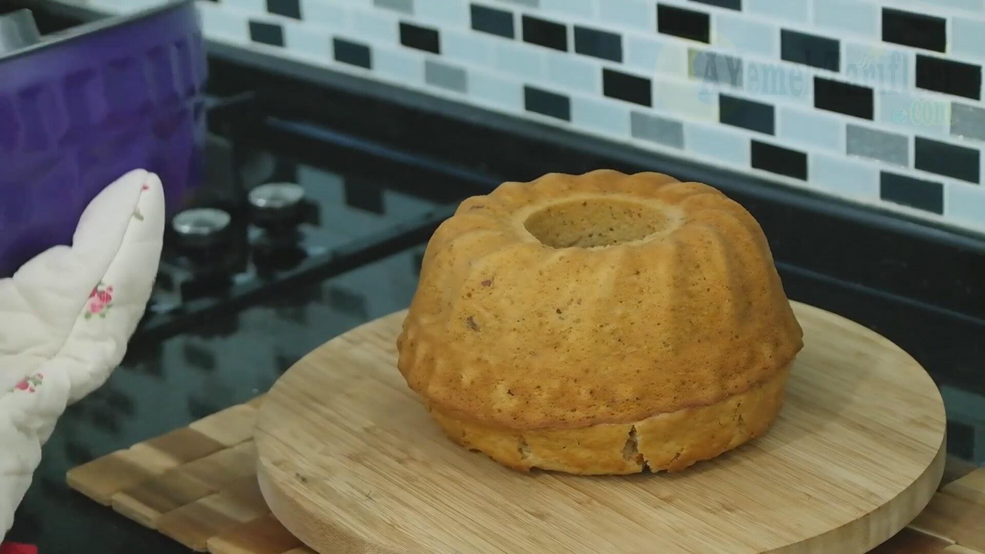 Cevizli Üzümlü Kek Tarifi Videosu