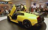 İranlılar'ın Lamborghini Murcielago'yu Kopyalaması