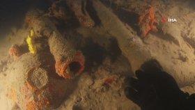 Denizin Derinliğinde 250 Yıllık Rus Savaş Gemisi Bulundu