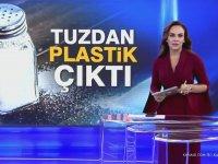Tuzdan Plastik Çıkması