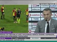 Şampiyonlar Ligi Kupasını Almamız Lazımdı - Fikret Orman