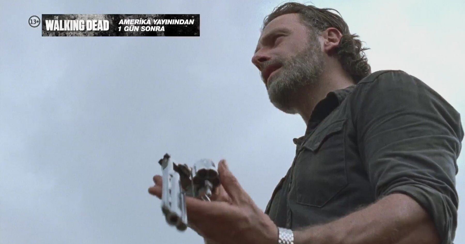 The Walking Dead   9. Sezon 5. Bölüm (Rick Grimes ile Son Bölüm)