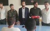 Ahi Evran Üniversitesi Ülkü Ocakları Devir Teslim Töreni