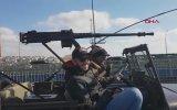 İstanbul Trafiğinde Uçaksavarla Yolculuk