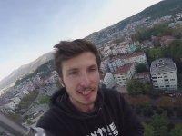 Pavel Smirnov'un 60 Metrelik Kuleye Tırmanması