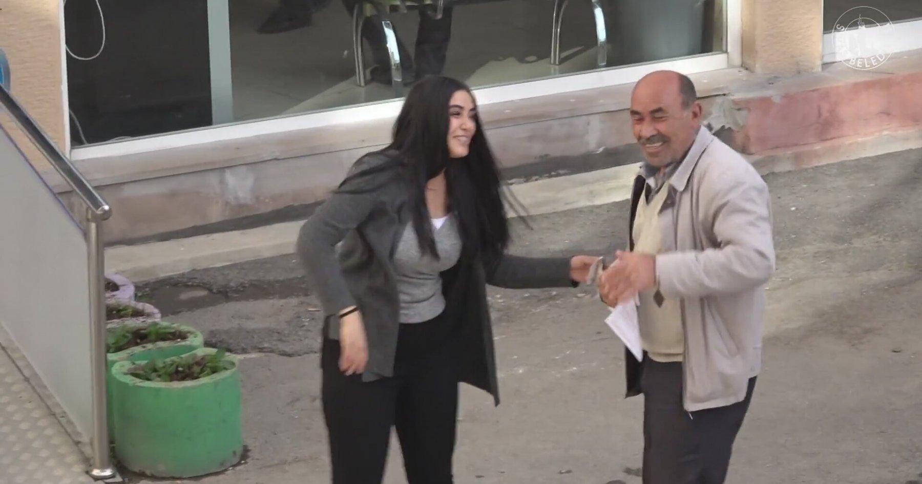 Sivas Belediyesi'nden Havası Sert İnsanı Mert Deneyi