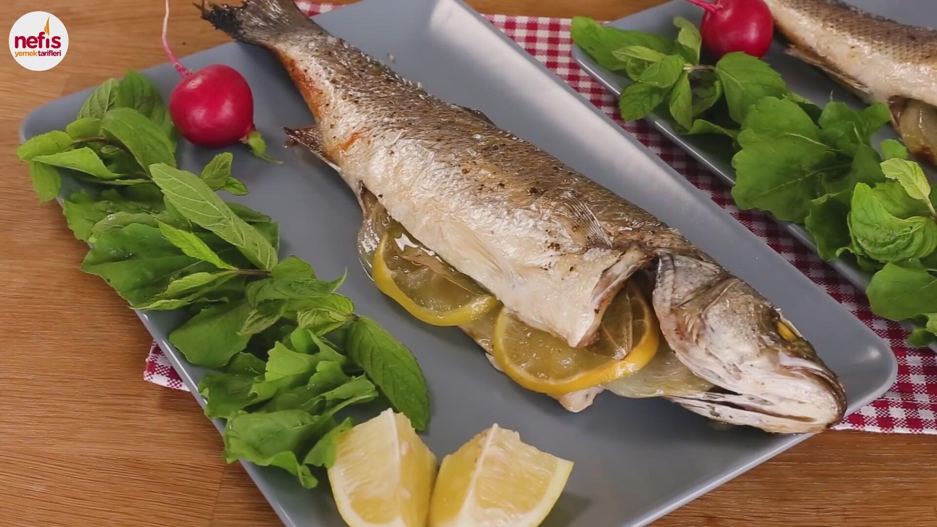 Levrek balığı. Yemek tarifleri