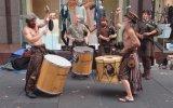 İskoçya Sokak Müzisyenleri  Clanadonia