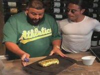 Nusret'in Altın Tozlu Eti DJ Khaled'e Yedirmesi