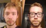 Her Gün Kendi Fotoğrafını Çeken Adamın 10 Yıllık Değişimi