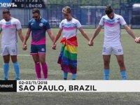 LGBT Üyelerinin Futbol Turnuvası - LiGay