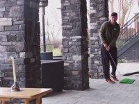 İmkansızı Başaran Golfçünün Atışları