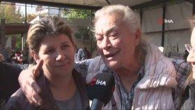70'li Yılların Ünlü Sanatçısı Serpil Örümcer, Pazarcılık Yapıyor