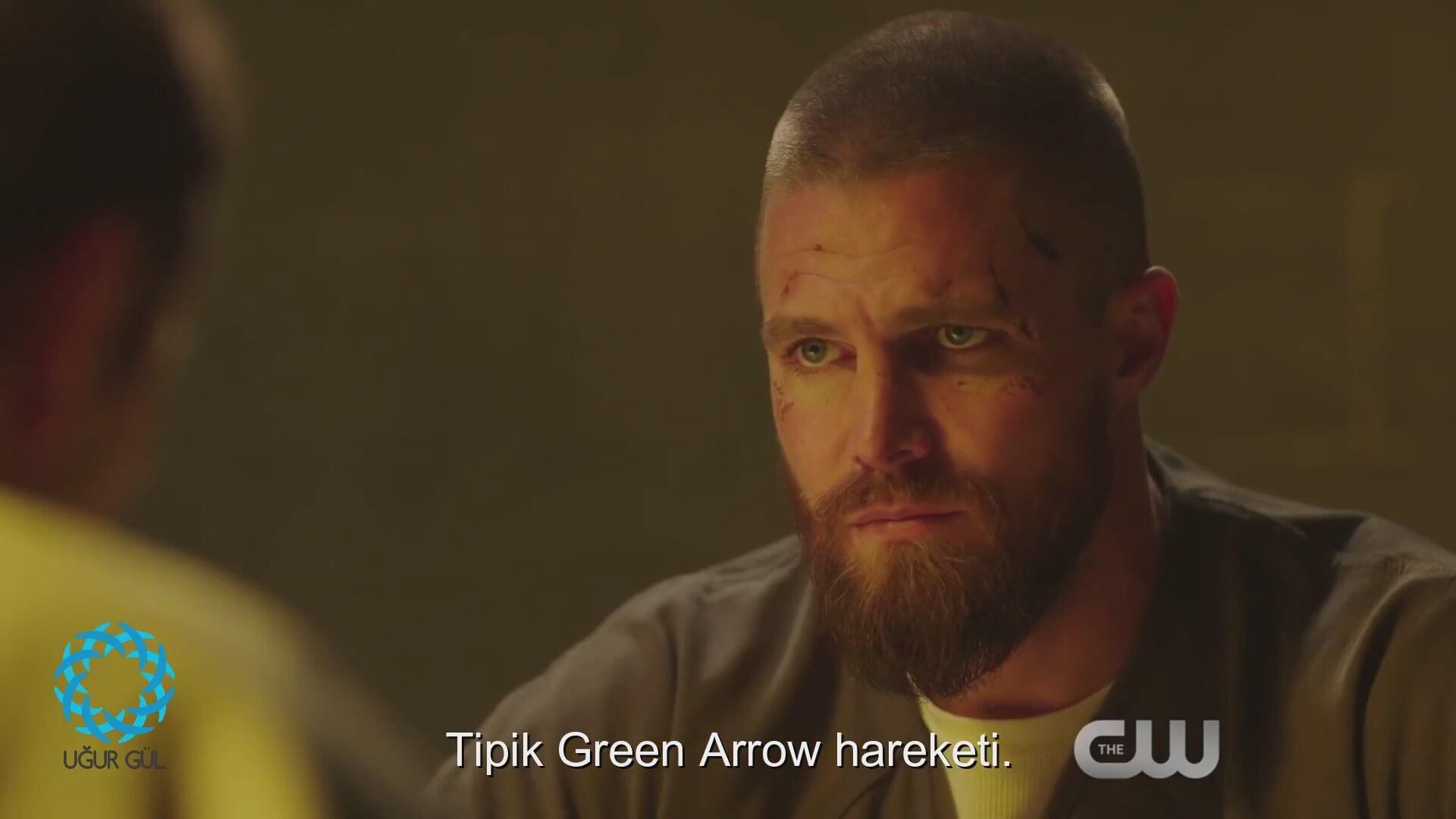 Arrow 7 Sezon 6 Bölüm Fragmanı Türkçe Altyazılı Izlesenecom