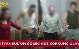 İstanbul'un Göbeğinde Korkunç Olay