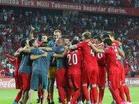 Konyaspor'dan Milli Takım'a Destek Klibi