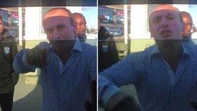 Taksici ile Uber Sürücüsü Arasında Müşteri Kavgası
