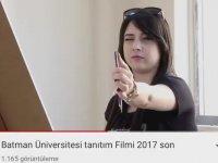 Batman Üniversitesi Tanıtım Filminden Sanatsal Kesit