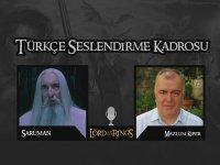 Yüzüklerin Efendisi - Türkçe Seslendirme Kadrosu