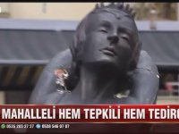 Heykele Tecavüz Etmek - İstanbul