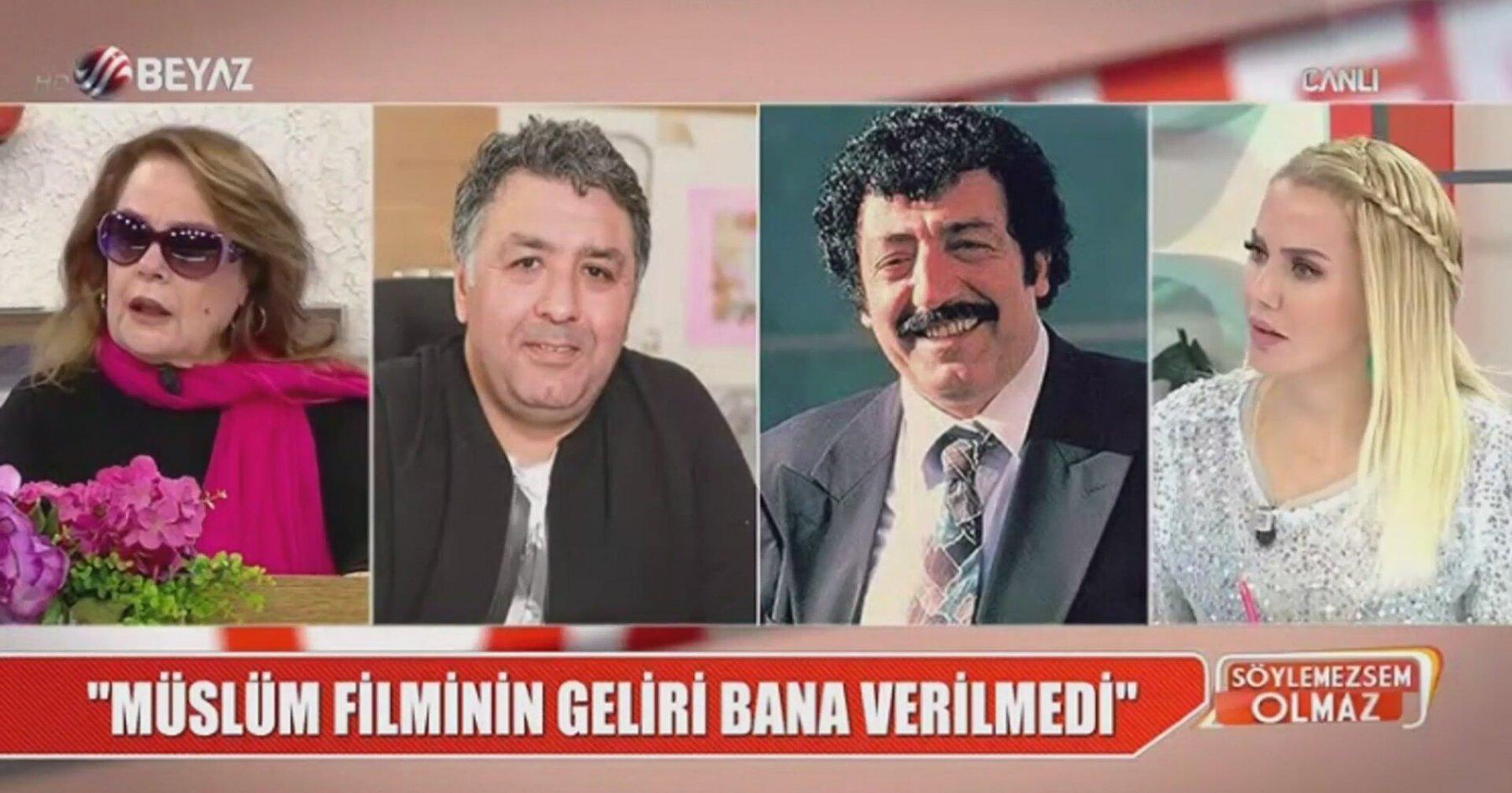 Muhterem Nur: Müslüm Filminin Geliri Bana Verilmedi (Söylemezsem Olmaz)